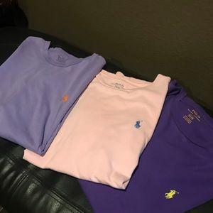 Bundle of 3 Polo T-shirts